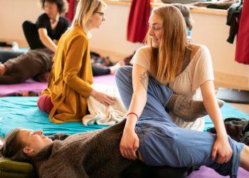 Aufbaukurs Thai-Massage