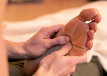 Holistic Bodywork BeAumArt Fußreflexzonen