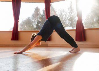 Sensitives Yoga am Morgen