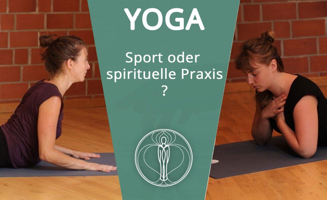 Yoga-Sport-Praxis